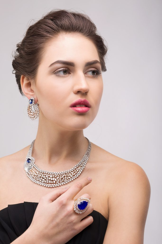 Blue Stone | LD Sons Jewellers