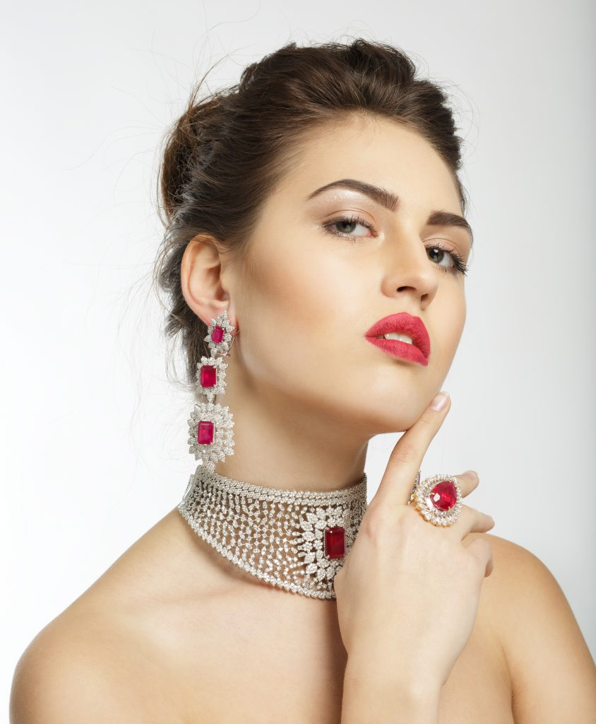 Red Stone | LD Sons Jewellers